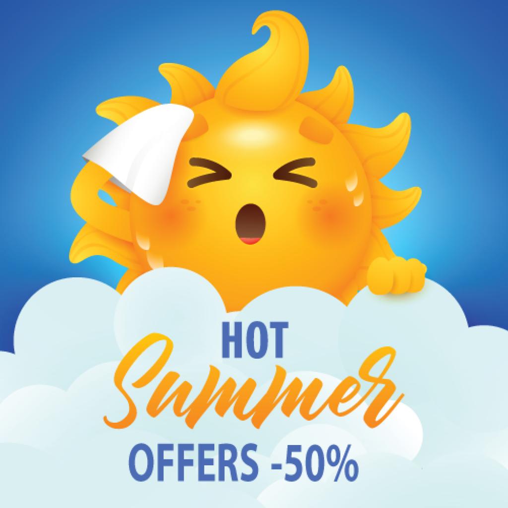 hot summer offers